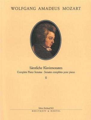 Mozart Wolfgang Amadeus : Klaviersonaten, Band 2: 11-19