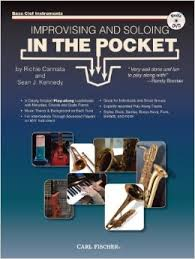 Improvising And Soloing In The Pocket Bass Cleff Instruments