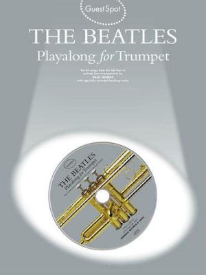 Beatles The : Guest Spot Beatles Trompette Cd