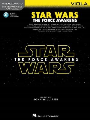 Williams John : Instrumental Play-Along: Star Wars: Episode VII - The Force Awakens
