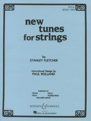 Fletcher Stanley : New Tunes for Strings Vol. 2