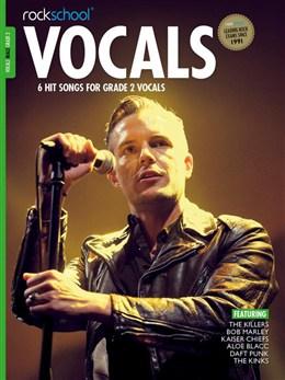Vocals Grade 2 - Male (Book/Download Card) 2014-2017 Syllabus