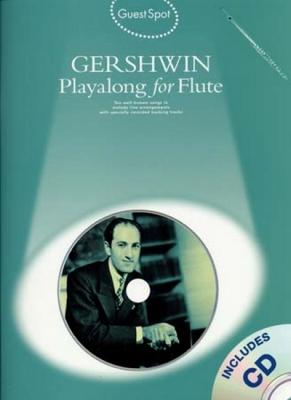 Gershwin George : Guest Spot Gerschwin Flute Cd