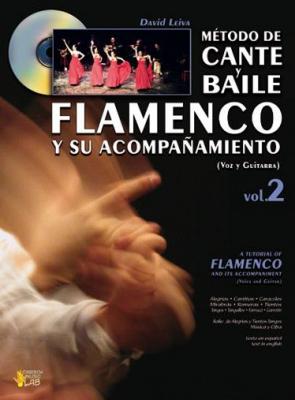 Leiva David : CANTE Y BAILE FLAMENCO 2 + CD