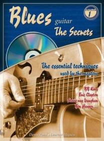 Roux Denis / Miqueu Laurent : BLUES GUITAR 'THE SECRETS' Vol. 1