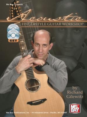 Gilewitz Richard : Acoustic Fingerstyle Guitar Workshop