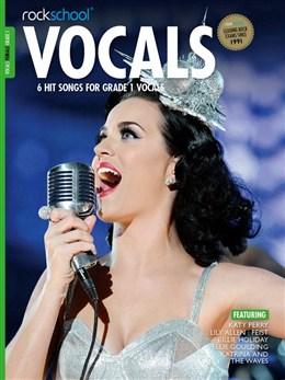 Vocals Grade 1 - Female - Book - Download Card 2014-2017 Syllabus