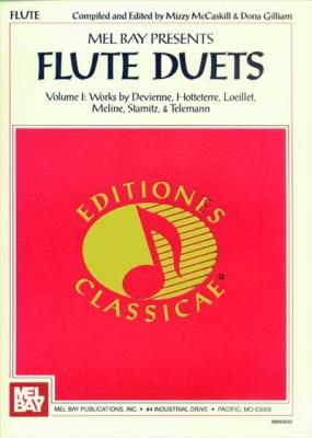 Gilliam Dona : Flute Duets