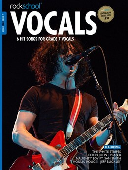 Vocals Grade 7 - Male - Book - Download Card 2014-2017 Syllabus