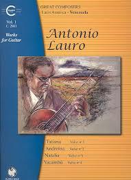 Antonio Lauro Vol.1