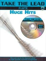 Take the Lead. Huge Hits (flute/CD)