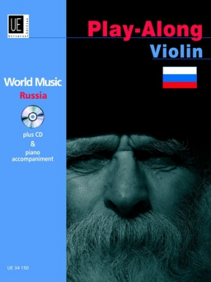 World Music- Russia with CD