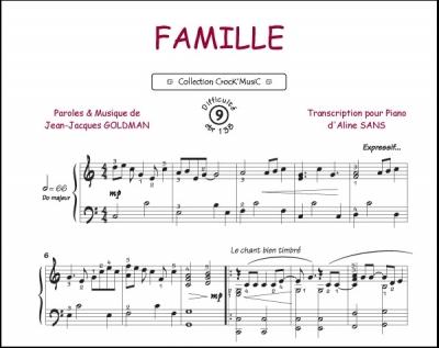 Famille Crock'Music