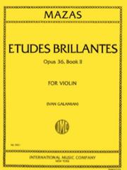 Etudes Brillantes Op. 36 - 2