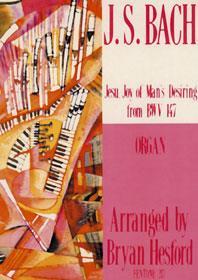 Jesu Joy Of Mans Desiring / J.S. Bach - Orgue