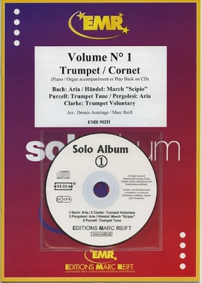 Solo Album Vol. 01 + Cd (5)