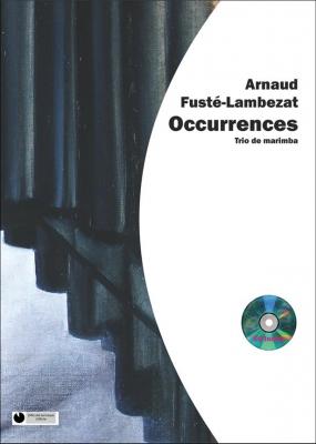 Fusté-Lambezat Arnaud : Occurrences. Avec Cd