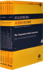 The 10 Greatest Violin Concertos