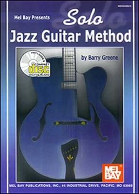 Greene Barry : Solo Jazz Guitar Method