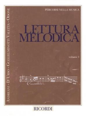 Lettura Melodica (Andreani/D'Urso/Guglielminotti/Odone)