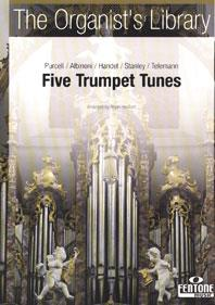 5 Trumpet Tunes / Hesford Ed - Orgue Solo