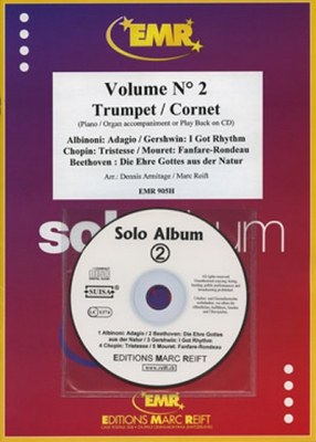 Solo Album Vol. 02 + Cd (5)