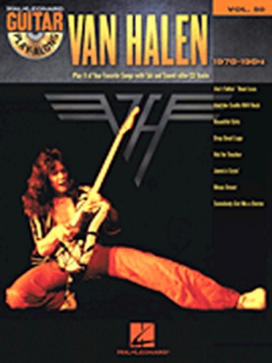 Van Halen : Van Halen Guitar Play-Along Vol.50