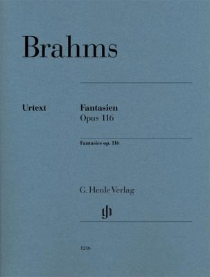 Fantaisies Op. 116