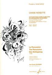Caisse Noisette - 20 Et. Caisse Claire + Marimba (Ou Xyl Ou Piano)