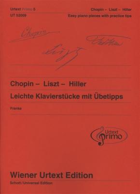 Chopin - Liszt - Hiller Band 5