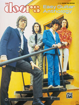 Doors The : Doors Easy Guitar Anthology, The