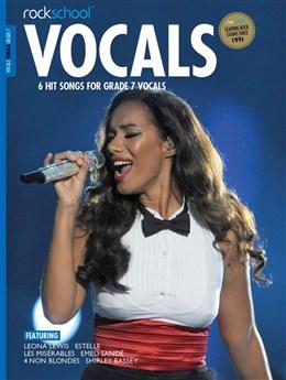 Vocals Grade 7 - Female - Book - Download Card 2014-2017 Syllabus