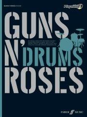 Guns N'Roses : Guns N' Roses Authentic Drums Playlng/CD