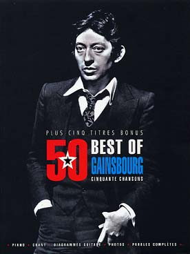 Gainsbourg Serge : Gainsbourg Serge Best Of 50 Titres + 5 bonus P/V/G