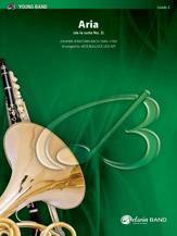 Bach Johann Sebastian : Aria (c/b)