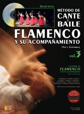 Leiva David : CANTE Y BAILE FLAMENVO V.3+CD