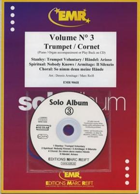 Solo Album Vol. 03 + Cd (5)