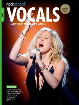 Vocals Grade 2 - Female (Book/Download Card) 2014-2017 Syllabus