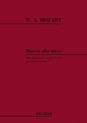 Mozart Wolfgang Amadeus : MARCIA TURCA