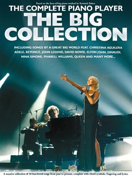 The Complete Piano Player: The Big Collection