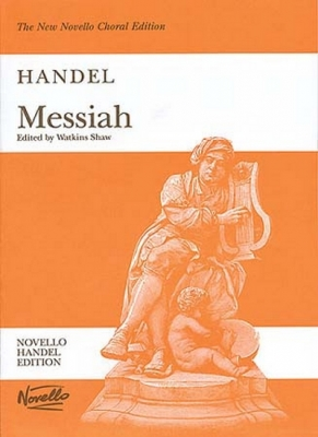 Haendel Georg Friedrich : Handel Messiah Choeur/Piano (Ed. Shaw)