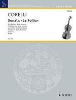 Sonata La Follia D Minor Op. 5/12