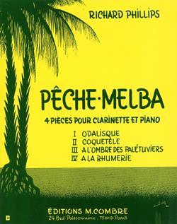 Phillips R. : Pêche melba (4 pièces)