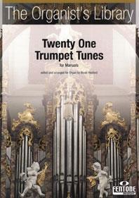 21 Trumpet Tunes / Hesford Ed - Orgue
