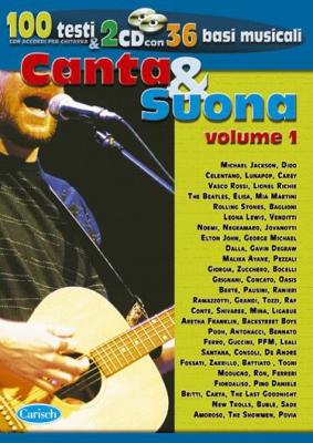 CANTA and SUONA V.1 + 2CDBASI