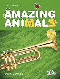 Amazing Animals / Colin Cowles - Trompette