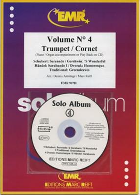 Solo Album Vol. 04 + Cd (5)