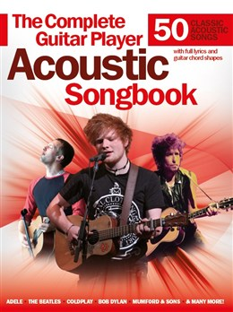 The Complete Guitar Player : Acoustic Songbook