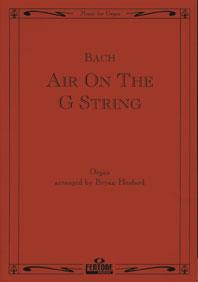 Air On The G String / J.S. Bach - Orgue Solo