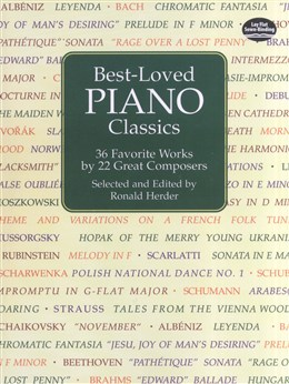 Best-Loved Piano Classics: 36 Favorite Works By 22 Great Composers